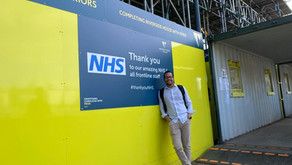 9. Un día en la residencia de Medicina Interna en Reino Unido