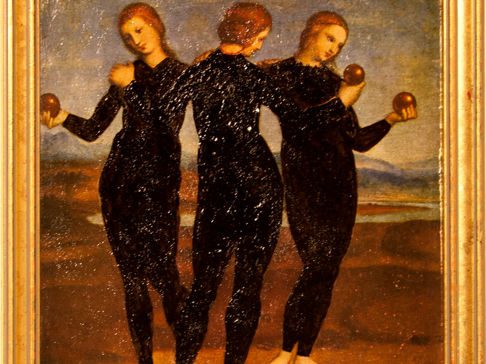 The Three Graces, 2nd Edition