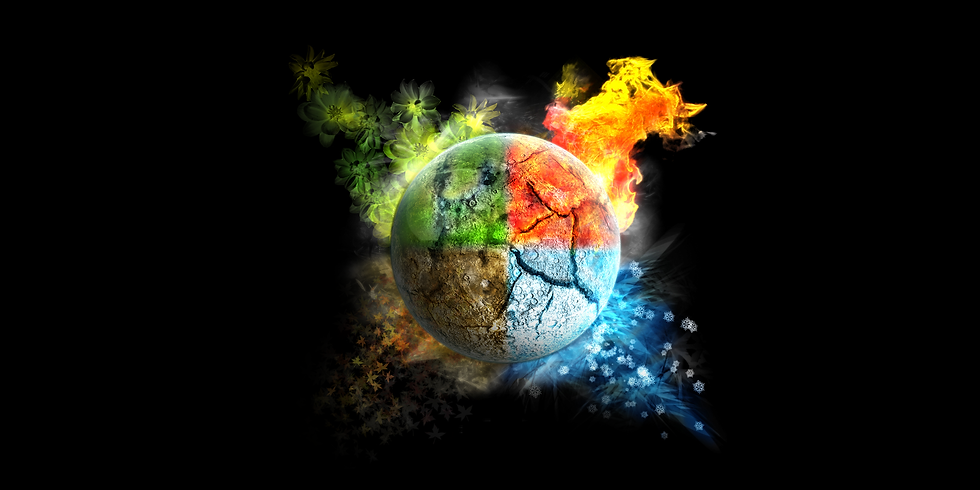 Astrology 101 - Elemental Kingdoms