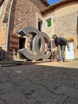 Réalisation Logo pour une grande marque de Luxe