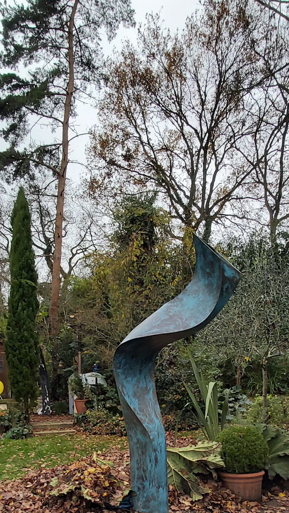 Sculpture  2ème Vague