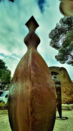 Vase monumental (4,25m)