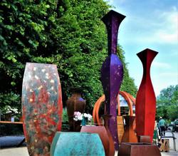 Vases monumentaux