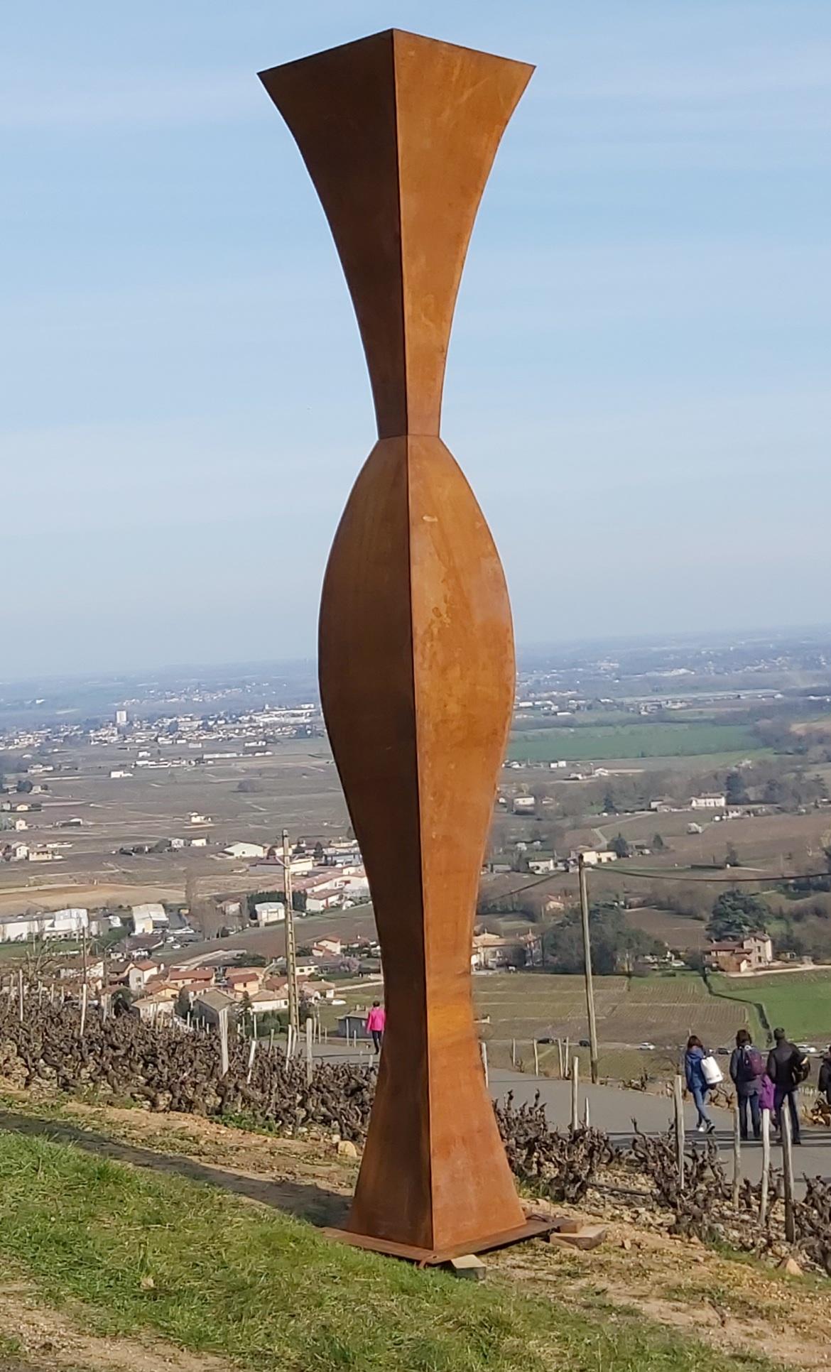 Vase monumental (4,5m)