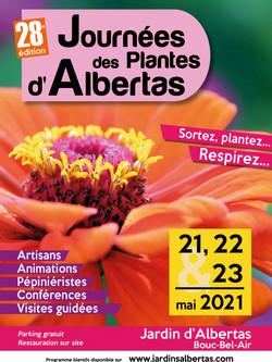 Jardin d'Albertas (Provence -13)