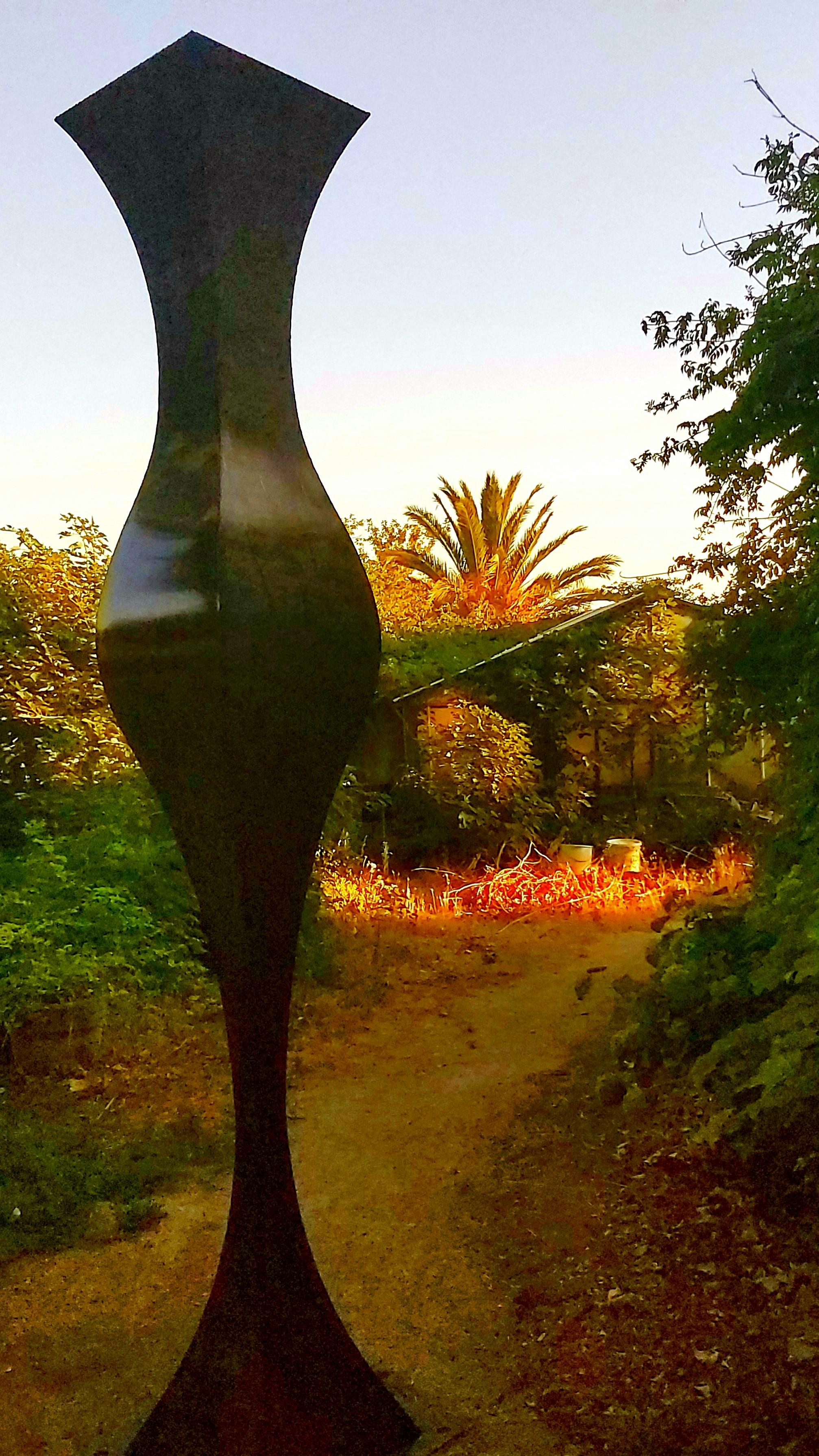 Vase monumental (3m)