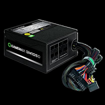Fonte GAMEMAX GM1050 80 + Silver Semi Modular
