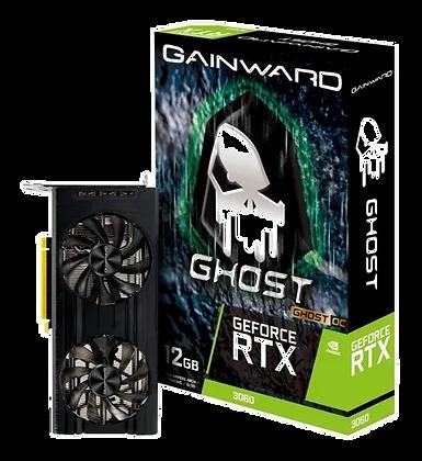 NVIDIA Geforce Gainward RTX 3060 Ghost OC 12GB GDDR6