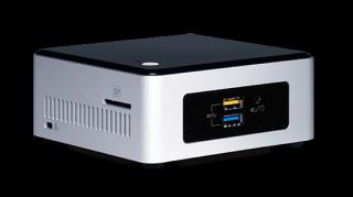Mini PC Intel NUC5PPYH Pentium 3700 WIFI BLUETOOTH HDMI VGA