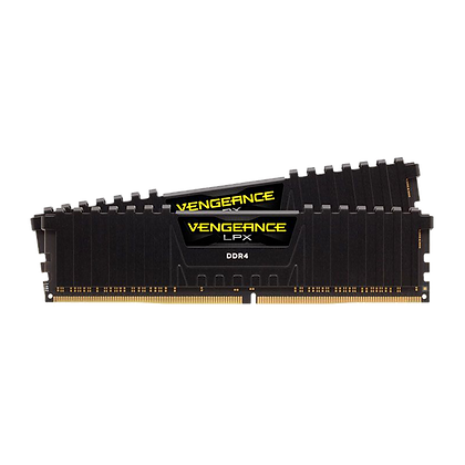Kit de Memória DRAM DDR4 16GB 2 X 8GB 3600Mhz Corsair Vengeance LPX