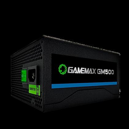 Fonte GAMEMAX GM500 80 + Bronze