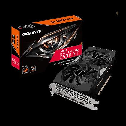 VGA AMD RADEON RX5500XT GIGABYTE 4GB OC