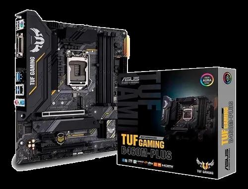Asus TUF B460M-PLUS Gaming