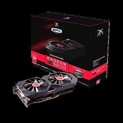 RX 580 8GB GDDR5 XFX BLACK EDITION GTS