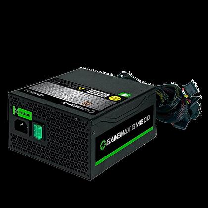 Fonte GAMEMAX GM800 80 + Bronze Semi Modular