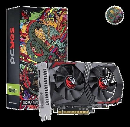 NVIDIA Geforce PCYES GTX 1050 TI 4GB GDDR5