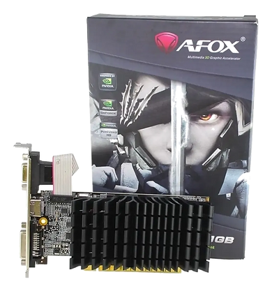 NVIDIA Geforce Afox GT 210 1GB DDR3 LP