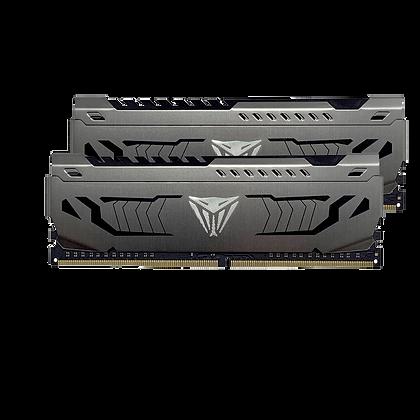 Kit de Memória DRAM DDR4 16GB 2 X 8GB 4000Mhz Patriot Viper Steel