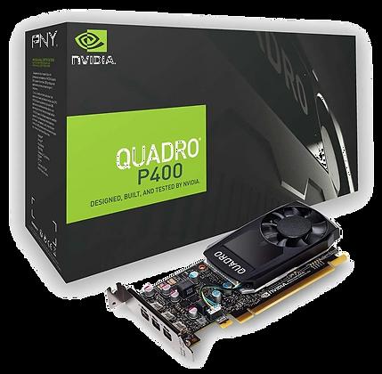 NVIDIA Quadro P400 2GB GDDR5 LP