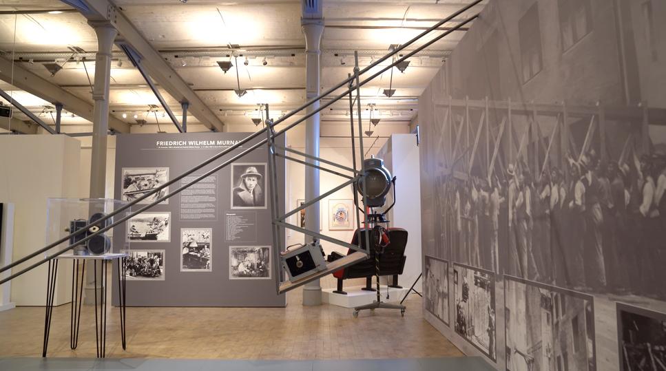 Ausschnitt Murnau & Massolle