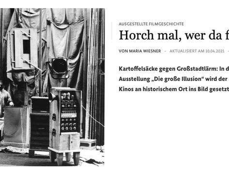 Horch mal, wer da filmt | Frankfurter Allgemeine Zeitung