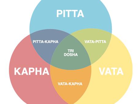 Qual é o seu Dosha predominante? Qual é o seu Prakruti?