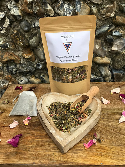 APHRODISIAC Herbal Blend for male and female steaming