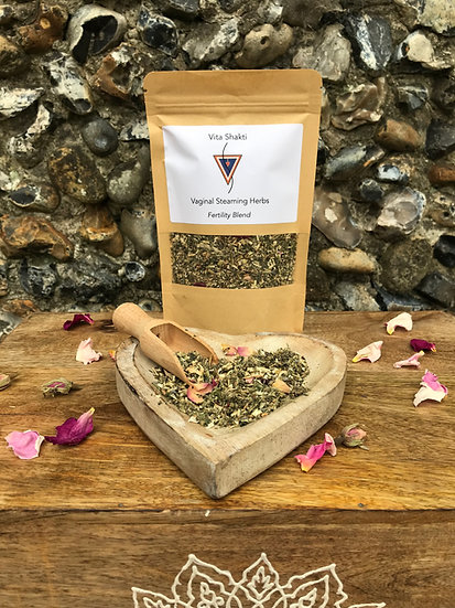 FERTILITY Vaginal Steaming Herbal Blend
