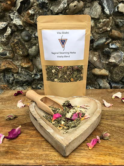 VITALITY - Vaginal Steaming Herbal Blend