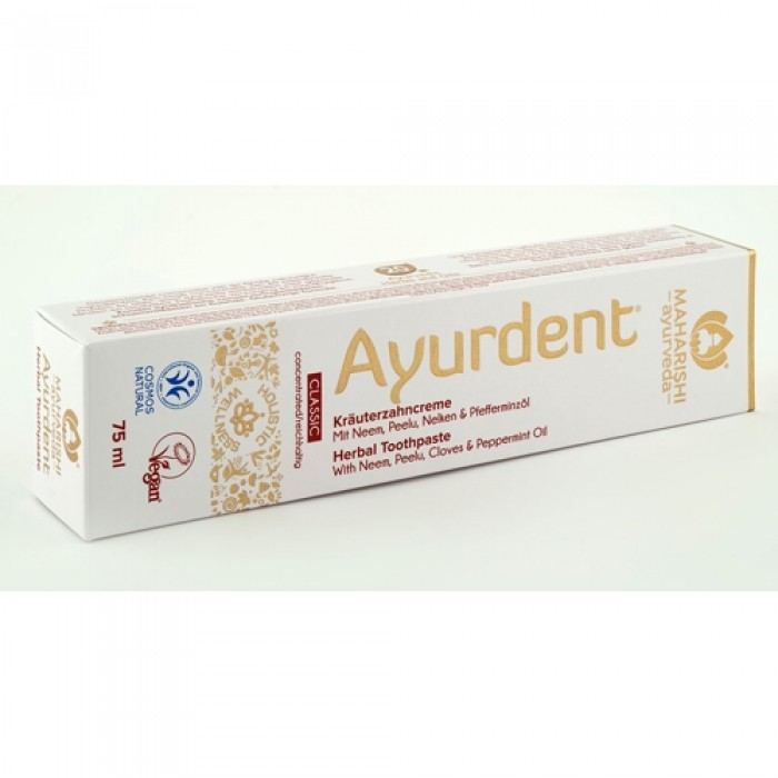 Ayurvedic Tooth paste