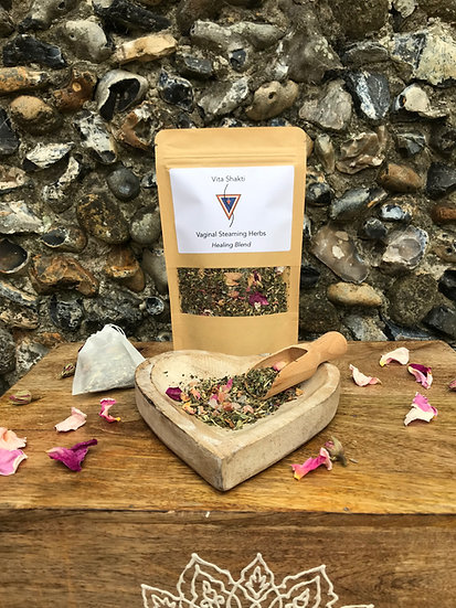 HEALING Vaginal Steaming Herbal Blend