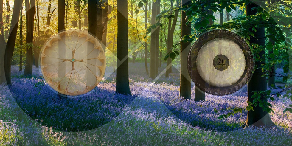 GONG BATH - Balancing the Chakras with Sound and Light Therapy