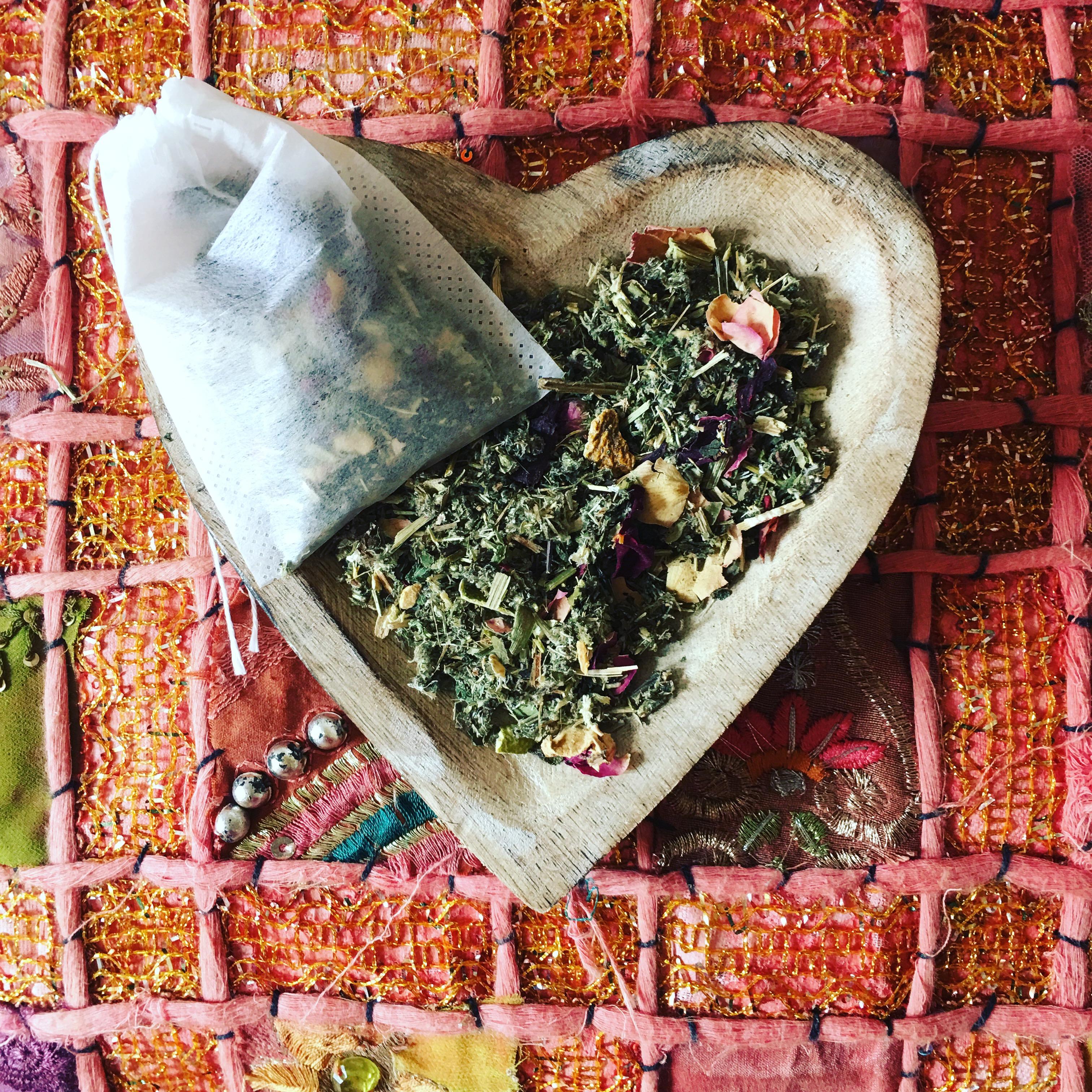 Herbs Vsteaming