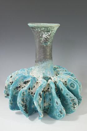 HāʻUkeʻUke (Sea Urchin) Vase 5