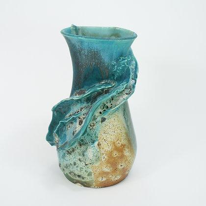 Honu (Turtle) Vase 20