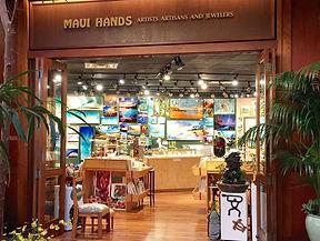 Maui Hands Hyatt Ka'anapali Gallery