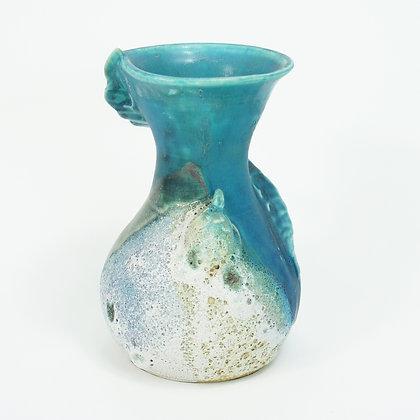 Honu (Turtle) Vase 18