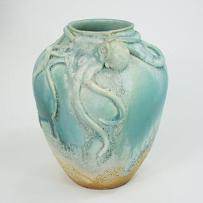 Heʻe (Octopus) Vase 21
