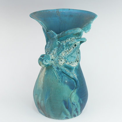 Heʻe (Octopus) Vase 10