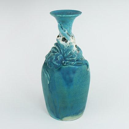 Heʻe (Octopus) Vase 13