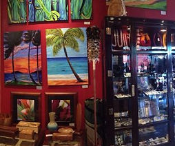U'i Gallery in Kahului