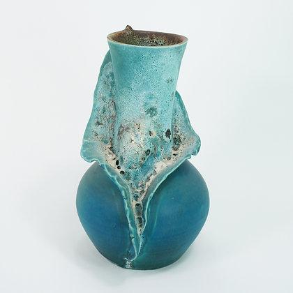 Honu (Turtle) Vase 29