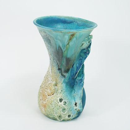 Honu (Turtle) Vase 21
