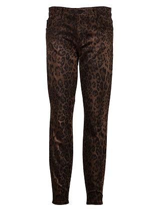 Leapord Skinny Jean