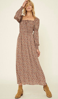 Boho Tie Dress (ties front and back)