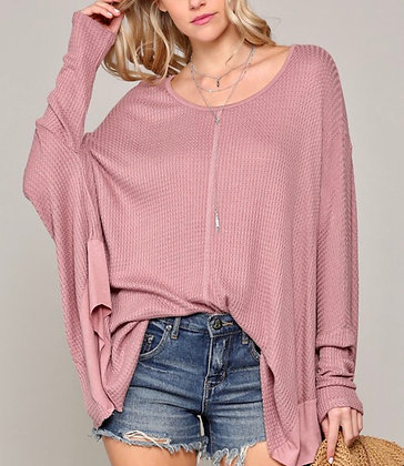 Sloucht Thermal Top (Blush)