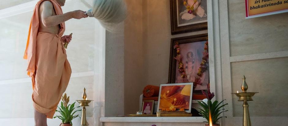 Guru Purnima 2020 - Sannyas, Diksha & Harinama Einweihungen