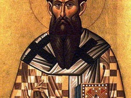 Viața Sfintului Vasile cel Mare