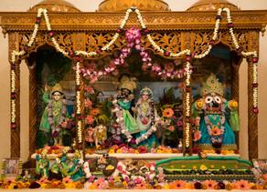 Darshan - Sri Radhastami 2020