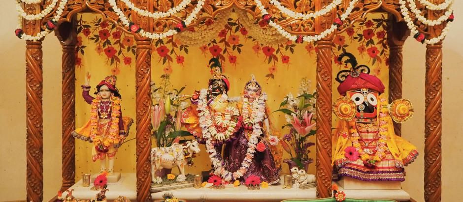 Darshan - 20 Jahre Sri Sri Radha Govinda